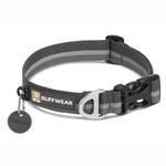View Image 1 of Crag Dog Collar by RuffWear - Twilight Gray