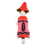 View Image 3 of Crayola Crayon Dog Costume by Rasta Imposta - Red