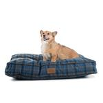 View Image 3 of Crescent Lake Plaid Pet Napper Dog Bed by Pendleton Pet