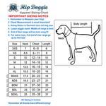 View Image 5 of Crown Dog Pajamas by Hip Doggie - Pink