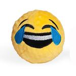 View Image 1 of Emoji Faballs Dog Toy - Crying with Laughter