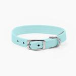 View Image 2 of Crystal Paws Dog Collar by Susan Lanci - Tiffi Blue