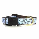 View Image 2 of Curly Q Dog Collar by Up Country