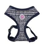 View Image 1 of Da Vinci Basic Style Dog Harness By Pinkaholic - Navy