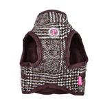 View Image 2 of Da Vinci Vest Dog Harness By Pinkaholic - Brown