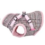 View Image 4 of Da Vinci Vest Dog Harness By Pinkaholic - Pink