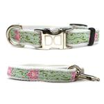 View Image 1 of Maui Dog Collar and Leash Set by Diva Dog