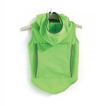 View Image 1 of Daisy and Lucy Reflective Dog Hoodie - Lime Green