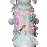 View Image 1 of Daisy Mae Dog Harness Vest with Leash by Cha-Cha Couture