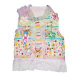 View Image 2 of Daisy Mae Dog Harness Vest with Leash by Cha-Cha Couture