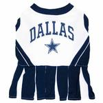 View Image 1 of Dallas Cowboys Cheerleader Dog Dress