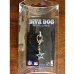 View Image 2 of Dallas Cowboys Logo Dog Collar Charm