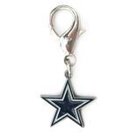 View Image 1 of Dallas Cowboys Logo Dog Collar Charm