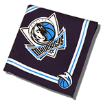 View Image 1 of Dallas Mavericks Dog Bandana