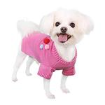 View Image 1 of Dana Dog Sweater by Pooch Outfitters
