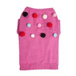 View Image 2 of Dana Dog Sweater by Pooch Outfitters