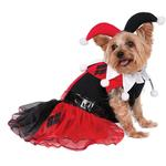 View Image 1 of DC Comics Harley Quinn Dog Costume
