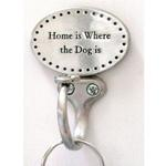 View Image 2 of Decorative Leash Hook - Home is Where the Dog Is
