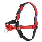 View Image 1 of PetSafe Deluxe Easy Walk Harness - Rose/Black