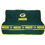 View Image 1 of Green Bay Packers Dog Car Seat Cover