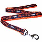 View Image 1 of Denver Broncos Officially Licensed Dog Leash