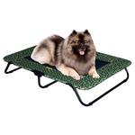 View Image 1 of Designer Pet Cot - Sage bone