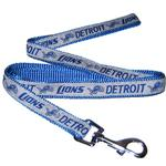 View Image 1 of Detroit Lions Officially Licensed Dog Leash