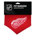 View Image 1 of Detroit Red Wings Cotton Dog Bandana