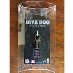 View Image 2 of Detroit Tigers Logo Dog Collar Charm