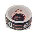 View Image 1 of Detroit Tigers Plastic Dog Bowl