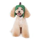 View Image 4 of Dino Dog Hat by Dogo - Green