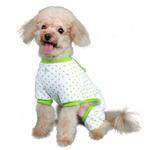 View Image 2 of Dino Dog Pajamas - Green