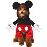 View Image 1 of Disney Walking Mickey Mouse Dog Costume by Rubies