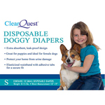 View Image 1 of Disposable Dog Diapers