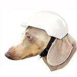 View Image 1 of Dog Bike Helmet - White
