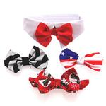 View Image 1 of Dog Bow Tie Collar Set by Doggie Design