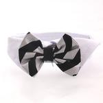 View Image 2 of Dog Bow Tie Collar Set by Doggie Design