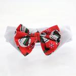 View Image 4 of Dog Bow Tie Collar Set by Doggie Design