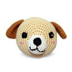 View Image 1 of Dog Crochet Ball Toy by Dogo