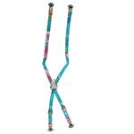 View Image 1 of Dog Suspenders - Blue Hawaiian