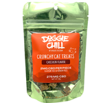 View Image 1 of Doggie Chill Grain-Free CBD Crunchy Cat Treats - Chicken