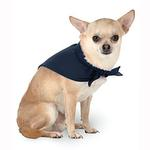 View Image 1 of Blank Dog Bandana - Navy