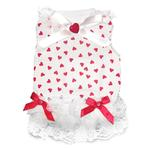 View Image 2 of My Little Valentine Dog Dress by Cha-Cha Couture