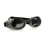 View Image 1 of Doggles - ILS Gunmetal Gray Frame with Smoke Lens