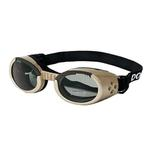 View Image 1 of Doggles - ILS2 Chrome Frame with Smoke Lens