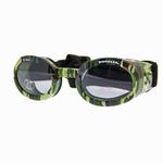 View Image 1 of Doggles - ILS2 Green Camo Frame with Light Smoke Lens
