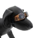 View Image 2 of Doggles - ILS2 Leopard Frame with Smoke Lens