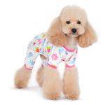 View Image 2 of Dogo Zoo Dog Pajamas - Pink