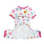 View Image 3 of Dogo Zoo Dog Pajamas - Pink