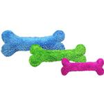 View Image 1 of Duraplush Bones Dog Toys by Cycle Dog